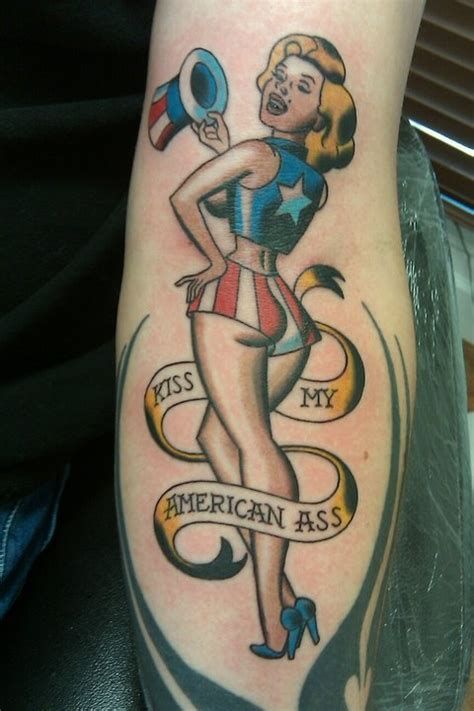 pin classic americana tattoos to honor legacy of