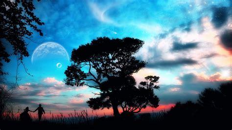 Schöne Bilder Zum Träumen by Die 83 Besten Herbstliche Landschaft Hintergrundbilder Hd