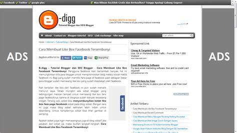 cara membuat iklan untuk blog cara membuat iklan melayang dising blog sumber inovasi
