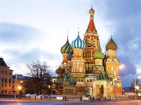 Cheap Moscow flights from £85 - Book trips to Moscow with ...