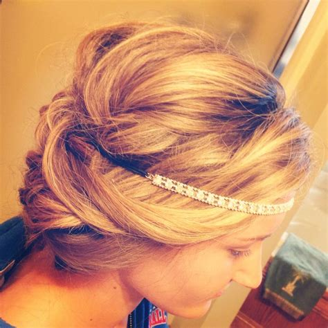 hairstyles for gatsby theme the great gatsby prom theme hairstyles pinterest