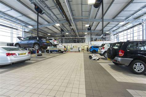 Toyata Garage by Lexus Toyota Garage Exeter