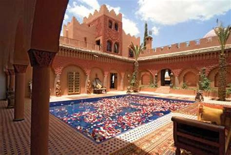 A Place In Marrakesh For Richard Branson To Visit kasbah tamadot richard branson s morocco resort