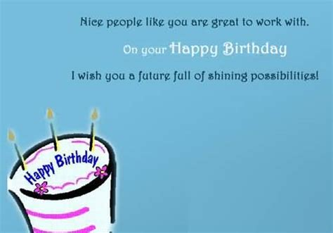 Different Birthday Quotes Wonderful Image Unique Birthday Quotes For Employee Nicewishes