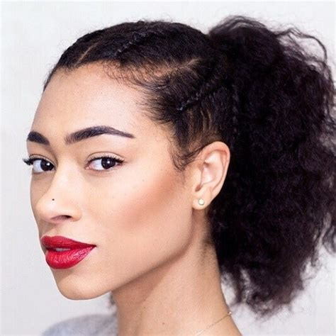 Ponytail Hairstyles For Square Face | 50 best hairstyles for square faces rounding the angles