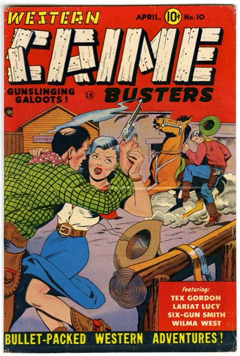 western crime busters 10 trojan magazines