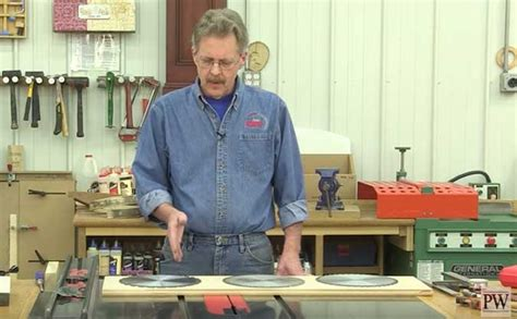 marc woodworking table saw blades that make the cut popular woodworking