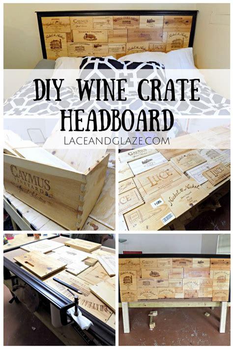 sweet teal diy headboard for diy wine crate headboard