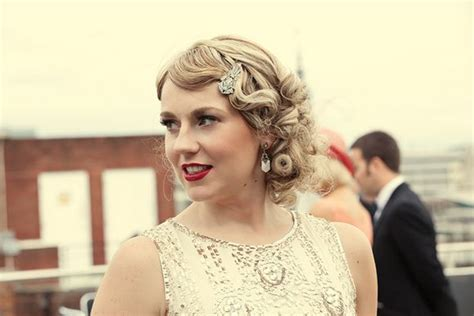 1920's Hairstyles In A Glance   Glamy Hair