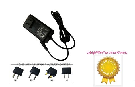 Power Adapter For Lcd Led Monitor 19v 2 1a upbright new 19v ac dc adapter for lg w1943se w1943se pf