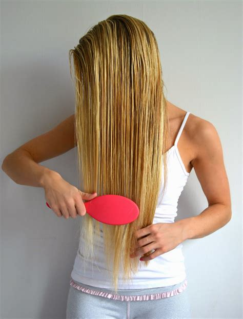 Should I Brush Hair In The Shower by How To Grow Healthy Hair Welcome To Rink