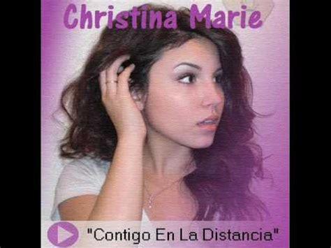 contigo en la distancia b00wsl80w4 contigo en la distancia by christina marie christina aguilera cover youtube