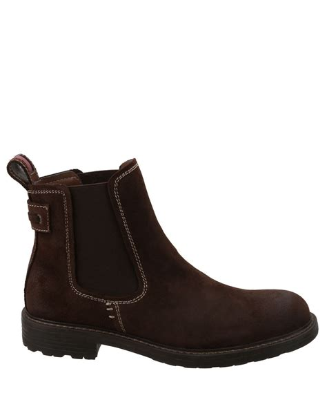 bass s boots g h bass co redstone suede ankle boots in