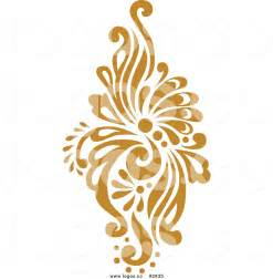 home design gold free royalty free gold damask design by bestvector 2835