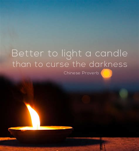 better than light quotes about lighting a candle quotesgram