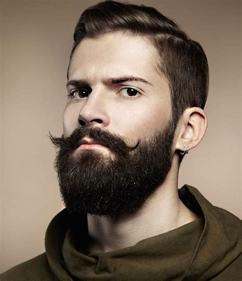 Hairstyles With Beard And Mustache | image gallery moustache and goatee styles