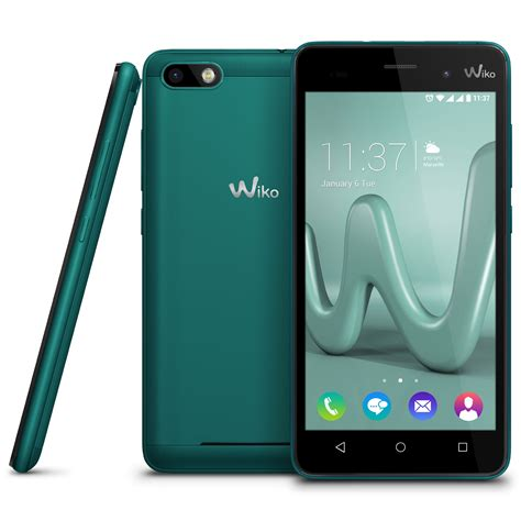 wiko lenny  bleen mobile smartphone wiko sur ldlccom