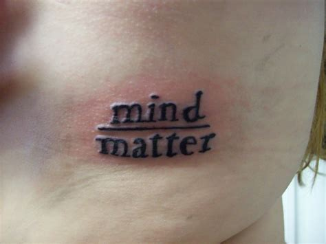 mind over matter tattoo mind matter yelp
