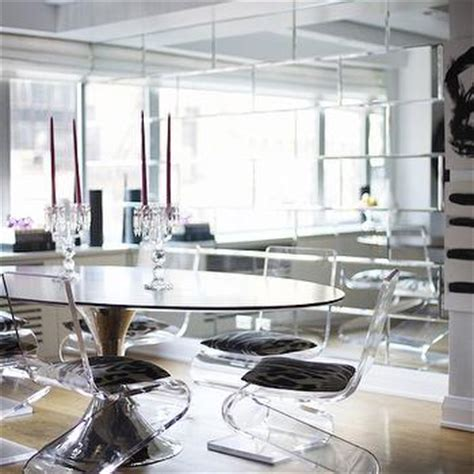 Acrylic dining chairs design ideas for popular residence chair foter with regard to new