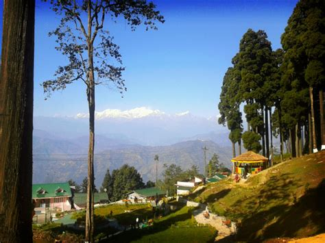 Landscape Benches Lamahatta North Bengal Homestay Accommodation Bookings
