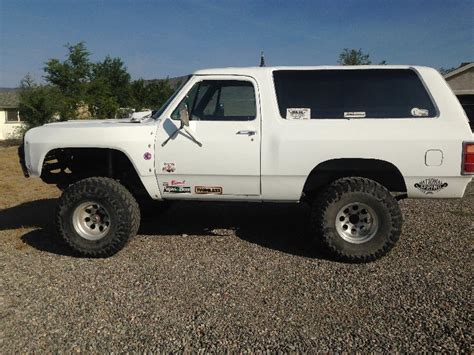 ramcharger prerunner walker evans tribute dodge ramcharger prerunner