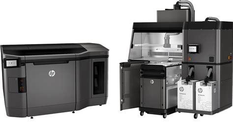 Printer Foto 3d hp 3d prints printer parts rapid ready technology