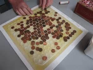 penny tiles:  penny flooring on pinterest penny wall floors and penny tile floors