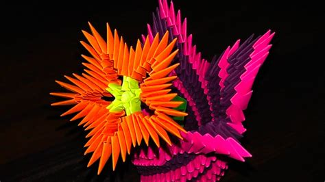Origami For Beginners Flowers - how to make an origami flower breeds picture