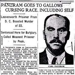 panzram a journal of carl panzram photos murderpedia the encyclopedia of murderers notorious ppl