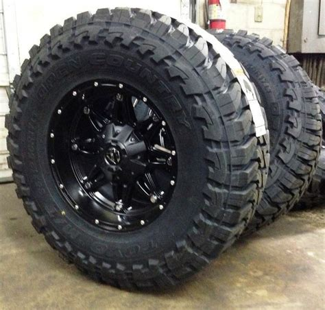 jeep wheels and tires packages 5 17 quot fuel hostage black wheels jeep wrangler jk 35