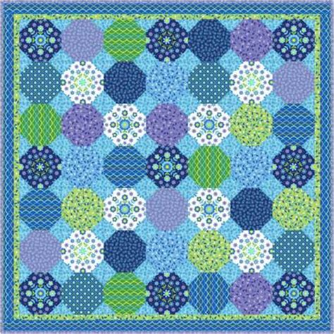 Free Snowball Quilt Pattern by Quilt Inspiration Free Pattern Day Snowball Quilts