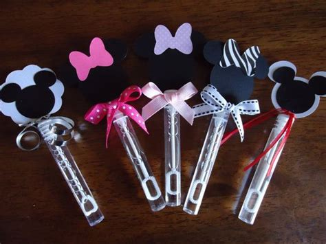 Minnie Mouse Birthday Giveaways - best 25 minnie mouse favors ideas on pinterest minnie mouse birthday ideas minnie