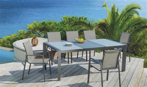 table jardin leclerc table et chaise de jardin leclerc