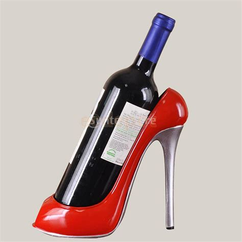 high heel wine holders 20 27day delivery high heel wine rack chagne shelf