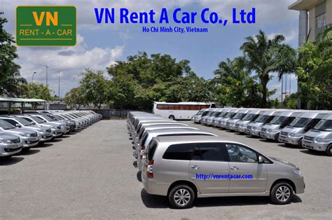 car rental taxi service from phu port to ho chi minh
