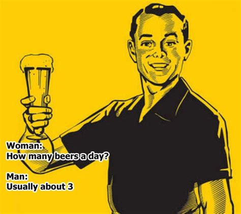 Beer Meme Guy - male logic 8 pics 1funny com