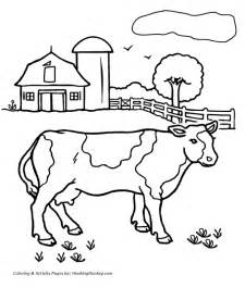 Barn Animals Coloring Pages barn animals coloring pages az coloring pages