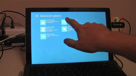 resetting windows surface pro surface pro 4 pro 3 surface 3 how to factory restore