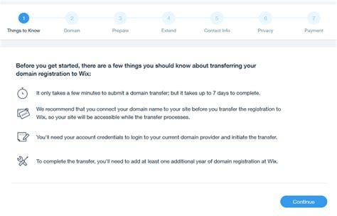 Transfer Domain Wix To Godaddy