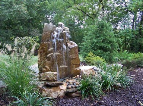 rock fountains for garden best 60 ideas for small gardens images on