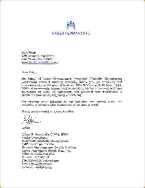 kaiser cancellation letter 9 kaiser permanente doctors noteagenda template sle