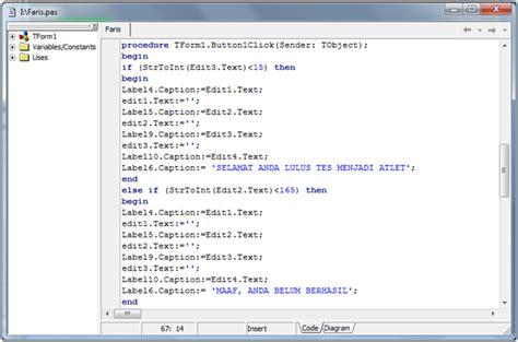 membuat program html lihat gambar