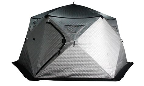 Shiftpod: Ultimate weather insulated tent can withstand
