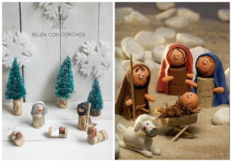 rbol de navidad con tapones de corcho decoraci 243 n de navidad con corchos ecodeco mobiliario