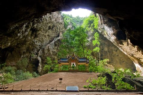 Roof by Phraya Nakhon Cave Thailand