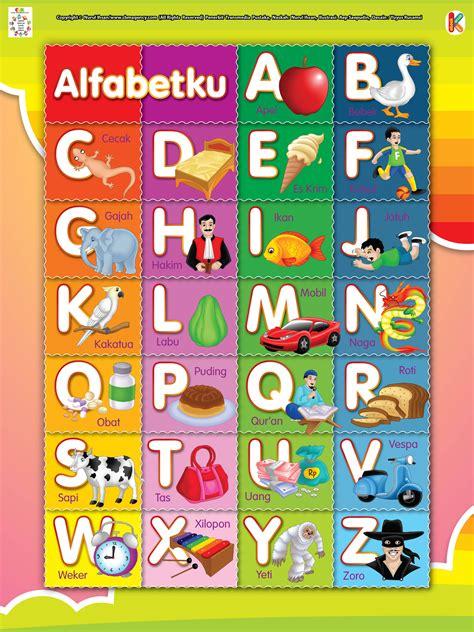 Alfabet Dan Angka membaca dan menulis huruf alfabet ebook anak