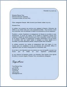 Lettre De Présentation Pour Offrir Ses Services Exemple De Cv 14 Exemple De Cv Info