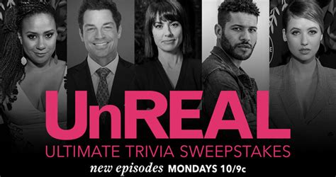 lifetime ultimate unreal trivia sweepstakes - Trivia Sweepstakes