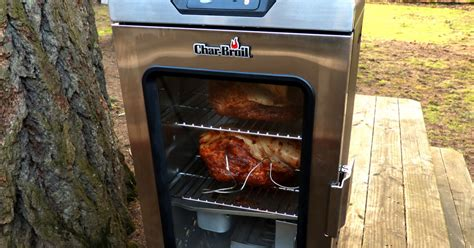char broil smart digital electric smoker review digital