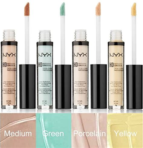 Nyx Hd Concealer Wand nyx hd photogenic concealer wand cw03 light nyx beautil